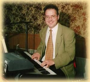 Poul Erik på musikerjob